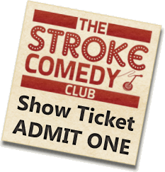 stroke comedy club lichfield ticket